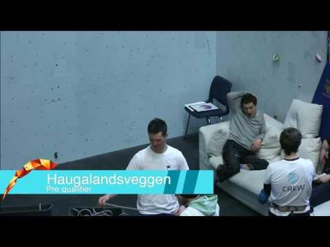 Nordic Lead Climbing Championship Haugesund - Haugalandsveggen