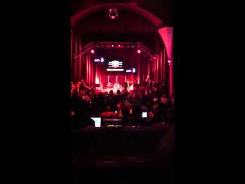 Nick Moran (Scabior) singing Karaoke in Orlando