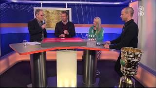 DFB-Pokal 2014 - Auslosung Halbfinale