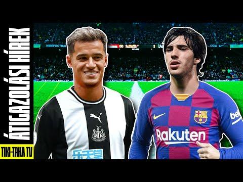 """Barca: 70 M. €-ért érkezhet az """"új Iniesta""""?"""