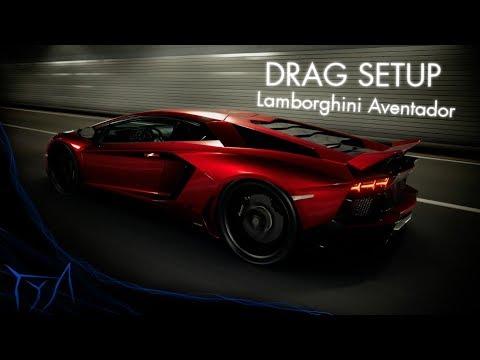 Gran Turismo Sport - Lamborghini Aventador LP 700-4 '11 Drag Setup - YouTube