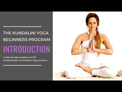 Introduction to Kundalini Yoga Beginners Program