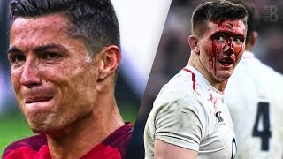 Soccer? Play RUGBY! | Rugby is a sport for Real Men!