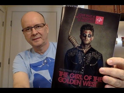 The Girl of the Golden West by Puccini - Opera Chat