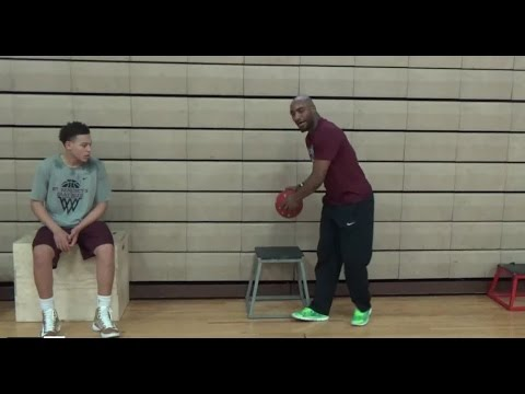 St. Benedict's Prep Basketball Workout Session 2