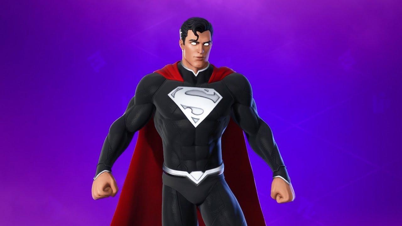 How to Unlock Superman & All Shadow Superman Rewards in Fortnite Chapter 2 Season 7