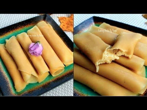 পাটিসাপটা পিঠা || গুঁড়ের ক্ষীরসা পাটিসাপটা || Patishapta Pitha Recipe | Bangladeshi Patishapta Pitha