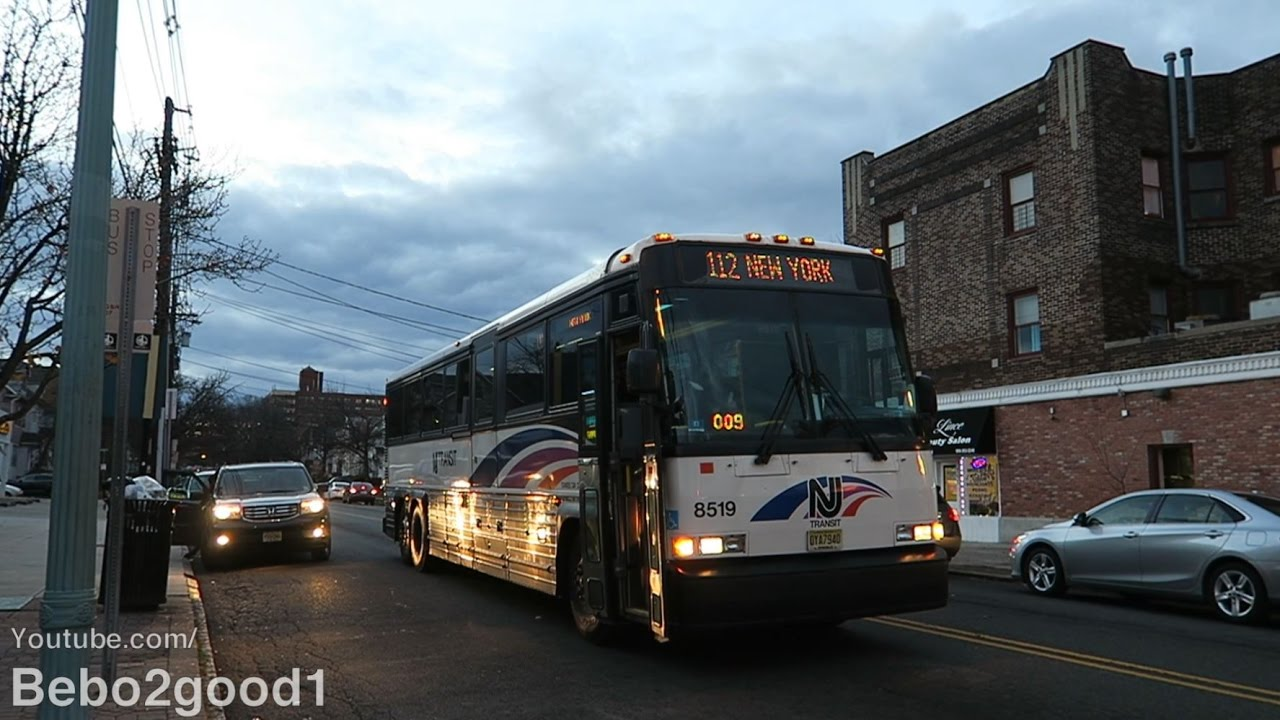 nj transit bus 40sfw route 59 d4000 route 112 at jersey ave nj 439 youtube. Black Bedroom Furniture Sets. Home Design Ideas