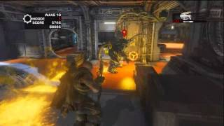 Gears of War 3 Funny Moments 2 w/ Mad Butcher MX