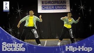 Senior Double Hip Hop - ECU 2013