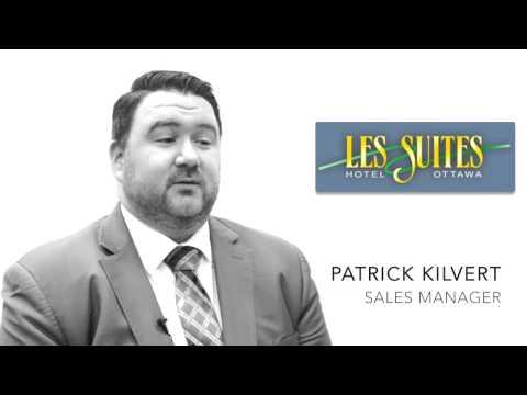 Les Suites Hotel Ottawa - Patrick Kilvert - Sales Manager