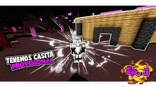 Zombie Craft 2 || Ep#3 - Contruyendo La Casita Provisional