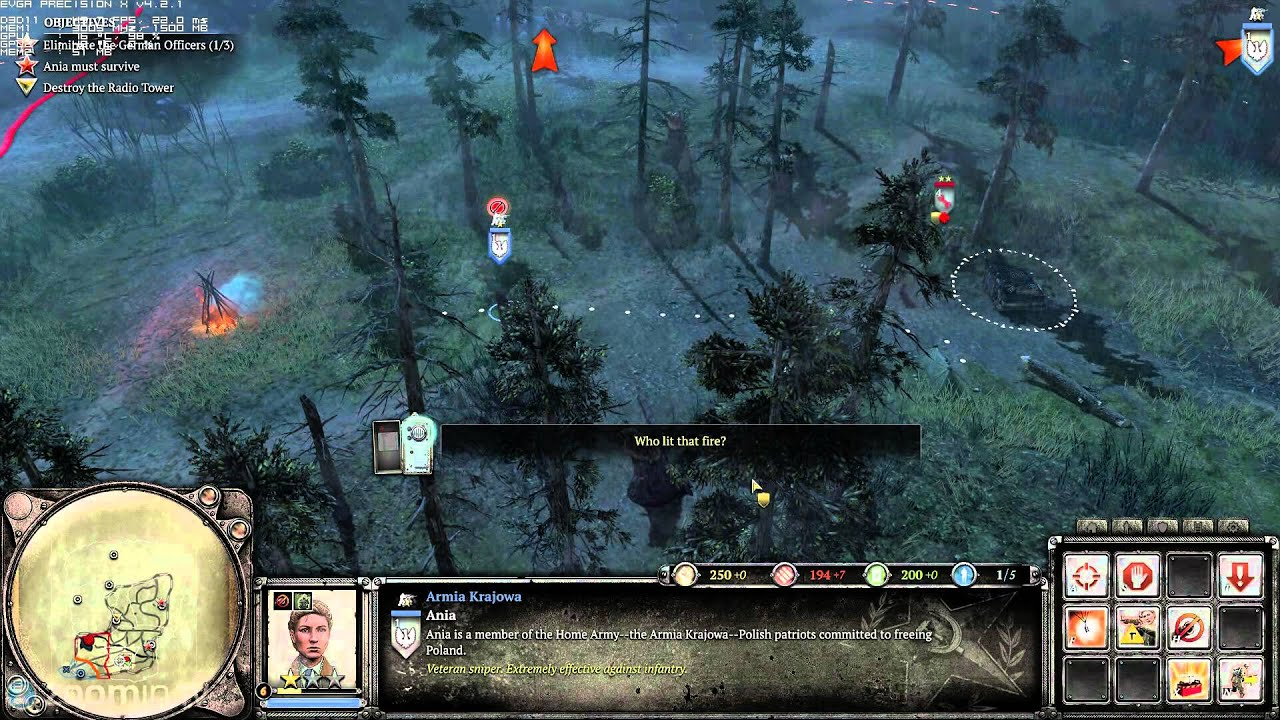 Company Of Heroes 2 Review Youtube