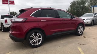 2015 Ford Edge Pryor, Broken Arrow, Tulsa, Oklahoma City, Wichita, OK N4610A