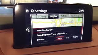 JET BLACK MICA(41W) 2018 Mazda CX-9 SIGNATURE Review Sherwood Park Alberta - Park Mazda