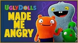 UGLYDOLLS MOVIE REVIEW - Double Toasted Review