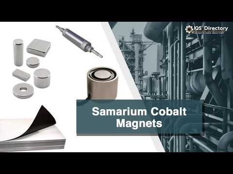 Samarium Cobalt Magnet Manufacturers, Suppliers, and Industry Information