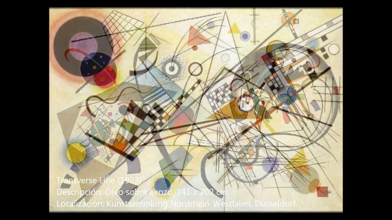 Wassily Kandinsky: leyenda del arte abstracto. - YouTube