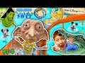 WORST WATER SLIDE EVER + DOBBY CREEPY ELF + GHOSTBUSTERS SHAWN ELEVATOR TROUBLE FUNnel Summer #
