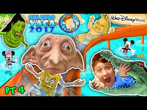 WORST WATER SLIDE EVER + DOBBY CREEPY ELF + GHOSTBUSTERS SHAWN ELEVATOR TROUBLE FUNnel Summer #4
