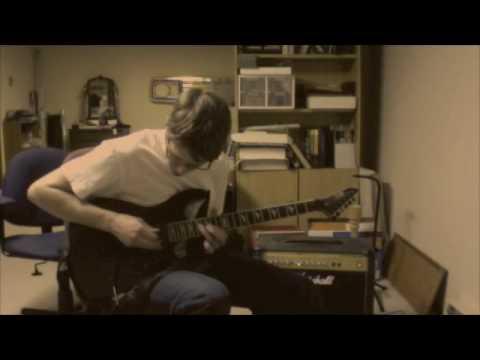 Blues Improv in G (December 25th 2009)