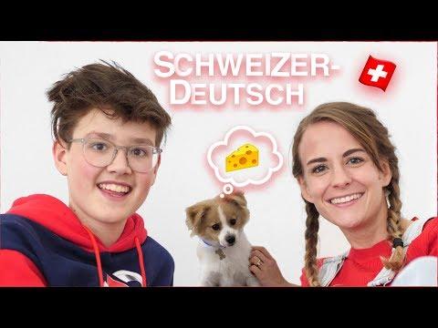 Schweizerdeutsch Crashkurs