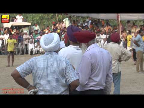 SIKRI (Hoshiarpur) !! KABADDI TOURNAMENT-2015 !! OPEN SEMI-FINALS !! HD !! Part 4th.