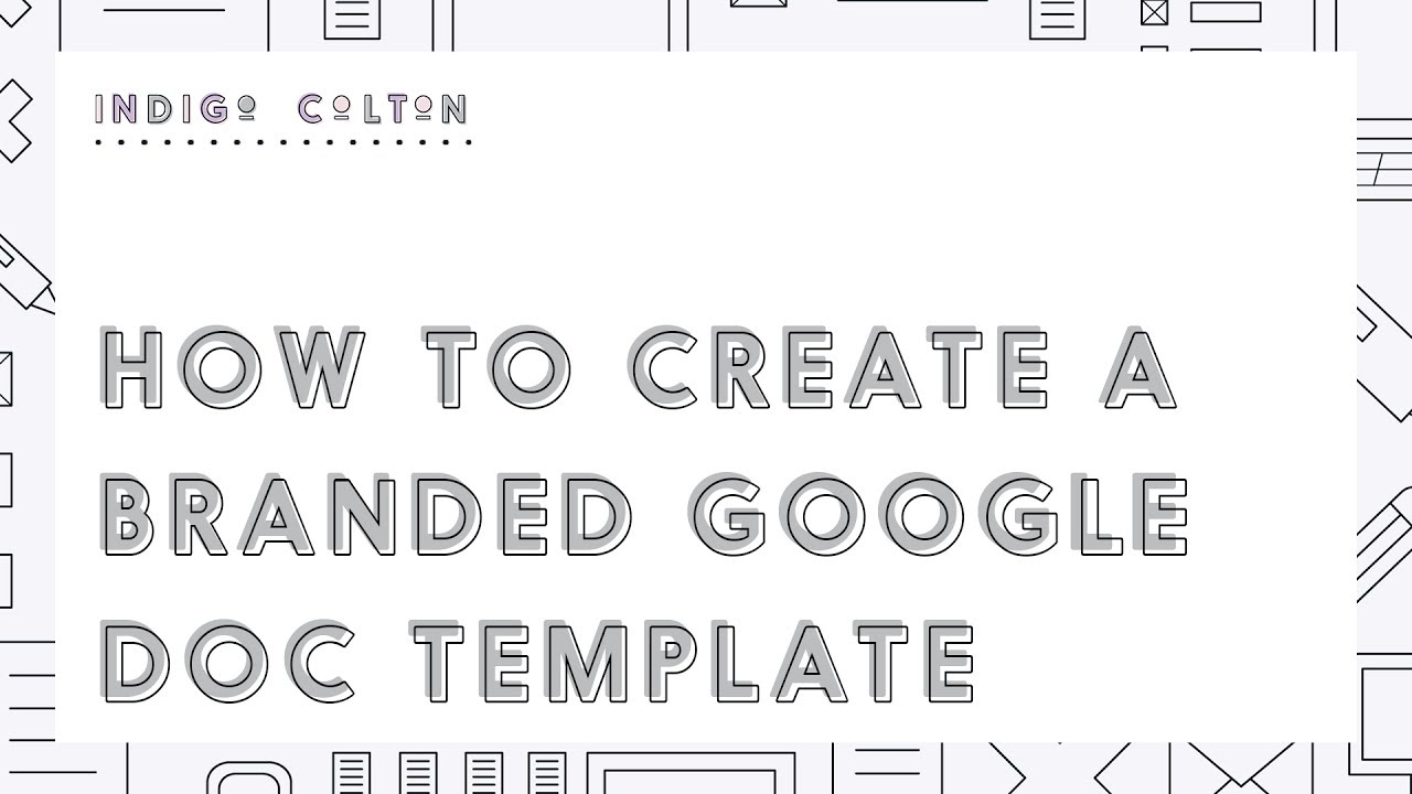 how to create word google doc