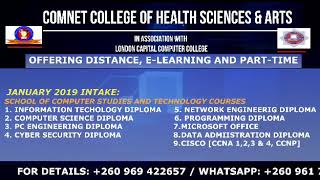 Comnet College of Health Science and Arts