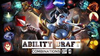 Ability Draft Skill Build EP 4