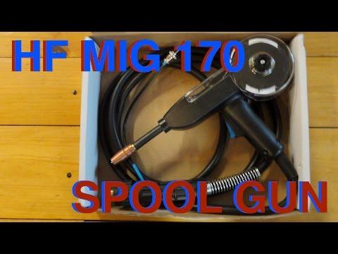 Harbor Freight MIG 170 Spool Gun