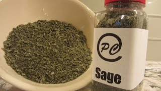 Rubbed Sage - Pc Quick Clips