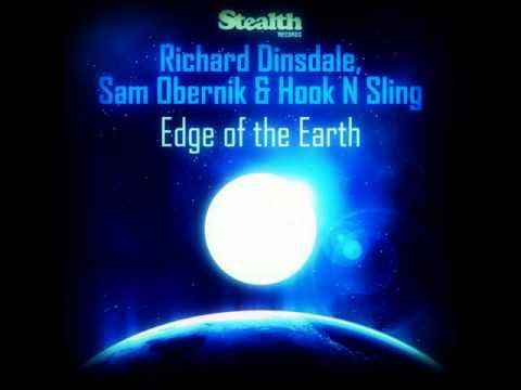 Richard dinsdale, Sam Obernik & Hook n Sling - Edge of the Earth (radio edit)