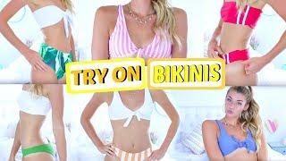 Swimsuit Bikini Try on Haul 2018