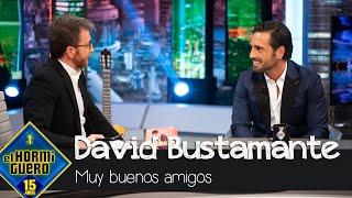 David Bustamante se emociona al recordar a Àlex Casademunt - El Hormiguero