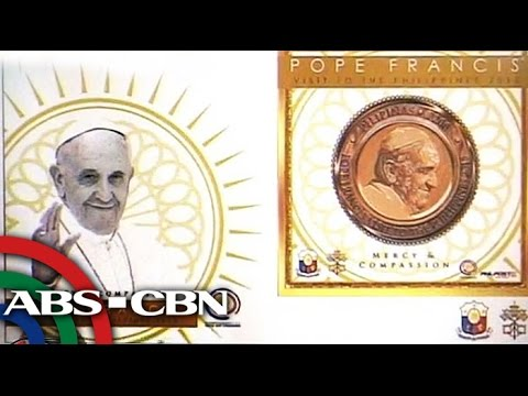 Philpost maglalabas ng Pope Francis commemorative stamps