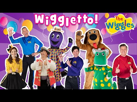 The Wiggles: Wiggletto