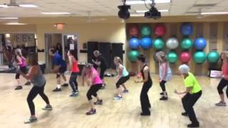 I don't like it, I love it dance choreography.   Dance with me for a great cardio workout!
