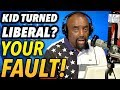 """""""It's YOUR Fault!"""" Ex-KKK Father Is Mad His Wife Turned Son Liberal"""