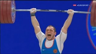 2015 World Weightlifting Championships. men 85kg \ Чемпионат мира мужчины до 85кг