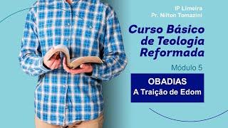 CBTR - Profetas Menores - Obadias - IP Limeira