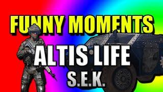 Download lagu Altis Life Funny Moments SEK Strider Diebstahl MP3