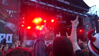 Iron Maiden - The trooper [Download Festival 2013, Donington UK]