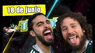 Video TRENDING 18 JUNIO - YOUTUBERS EN EL MUNDIAL, MÉXICO VENCE A ALEMANIA, TERREMOTO EN JAPÓN Y MÁS. download MP3, 3GP, MP4, WEBM, AVI, FLV Juli 2018