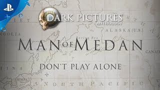 The Dark Pictures Anthology: Man of Medan | Release Date Trailer | PS4