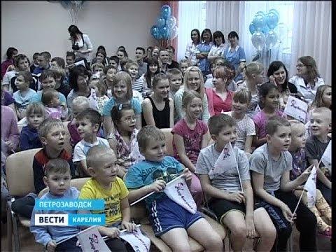 «Мир без слёз» в Городской детской больнице Петрозаводска