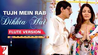 Download Flute Version: Tujh Mein Rab Dikhta Hai | Rab Ne Bana Di Jodi |Salim-Sulaiman| Jaideep | Vijay Tambe