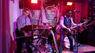 Chris Canas Band: Rock Me Baby LIVE at Old City Prime