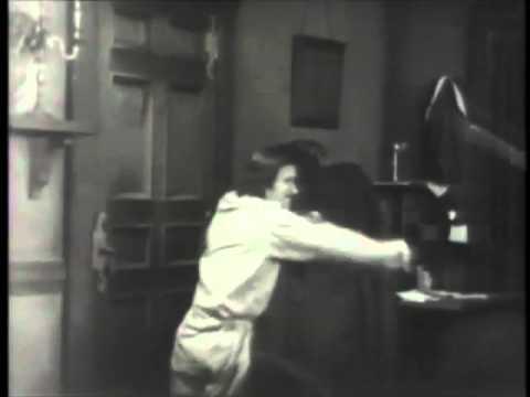 Rudolph Valentino & Douglas Fairbanks
