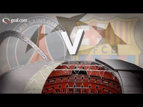 Paris Saint-Germain v Barcelona preview - Champions League 2013
